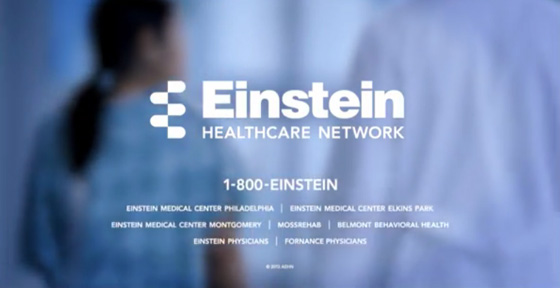 Einstein Healthcare Network - Adam Lacy | Voice Artist